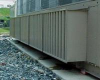 Intake Silencers for Large HVAC Chiller