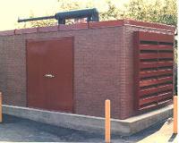 Diesel Generator Noise Enclosure